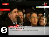 Крым с Украиной. Р. Чубаров обращение к народу