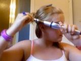 Уроки завивки волос, это надо видеть!))